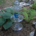 Repurposed Glassware totems & more