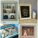 Picture Frame Ideas for Home Decor and More