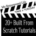 built from scratch {20+ tutorials}
