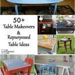 Repurposed Table Ideas My Repurposed Life Rescue Re Imagine Repeat