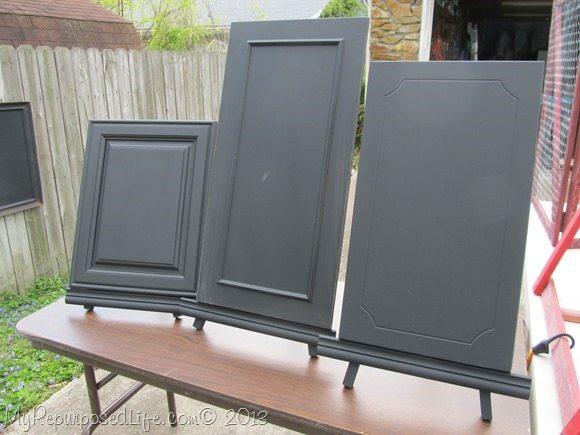 chalkboard easels