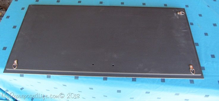 d-rings on the chalkboard