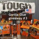 Giveaway-Gorilla Glue #3