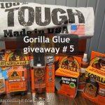 Giveaway-Gorilla Glue #5