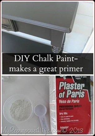 DIY Chalk Paint primer