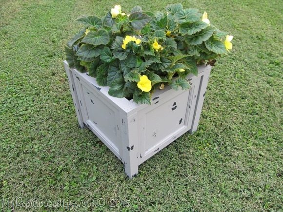 easy diy planter