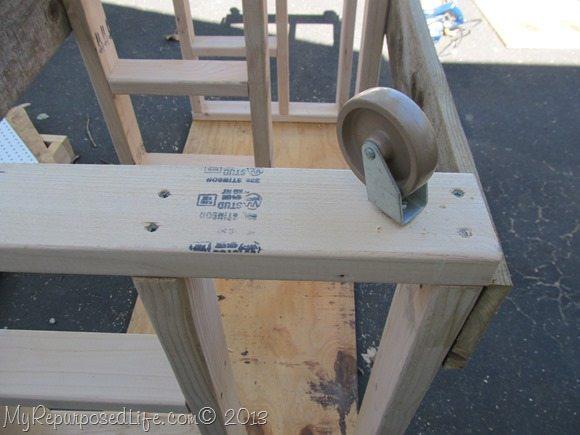 adding-wheels-lumber-storage