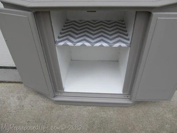 gray-white-chevron-fabric