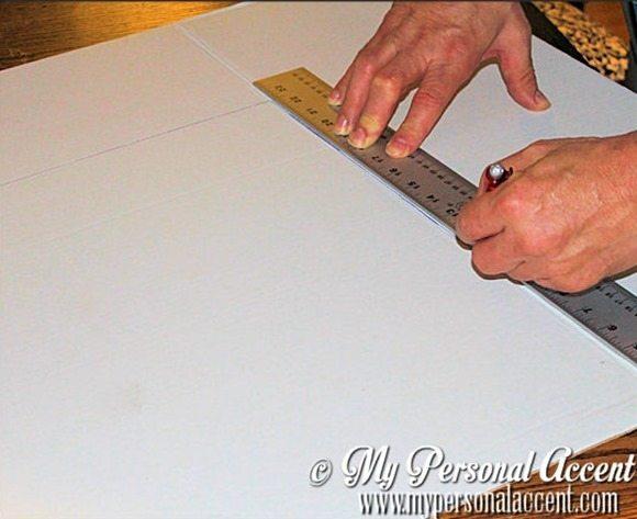 measure-the-foam-core-board