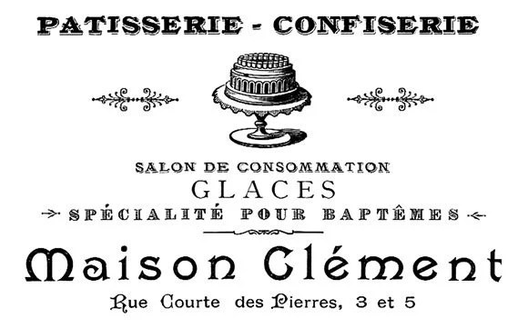 Patisserie Confiserie-Printable-GraphicsFairy-1sm