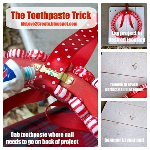 toothpaste trick,MyLove2Create