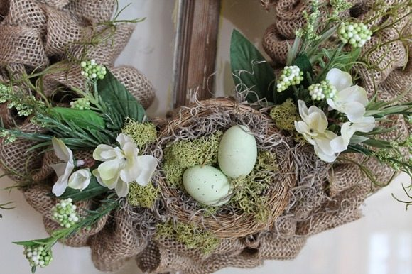 how-to-spring-burlap-wreath