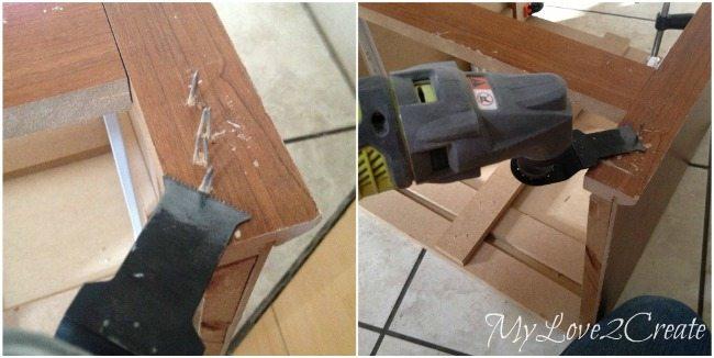Roybi Multi tool to cut off metal