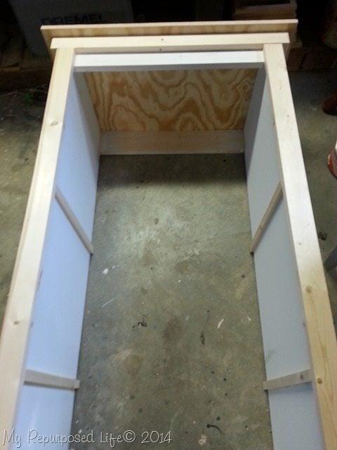 door-bookcase