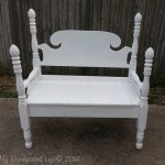 Pineapple Headboard Bench