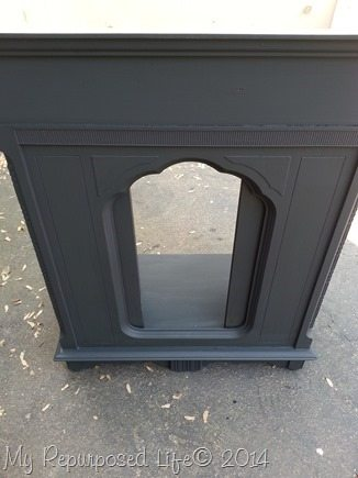 black-diy-chalk-paint