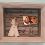 Simple Rustic Shadow Box
