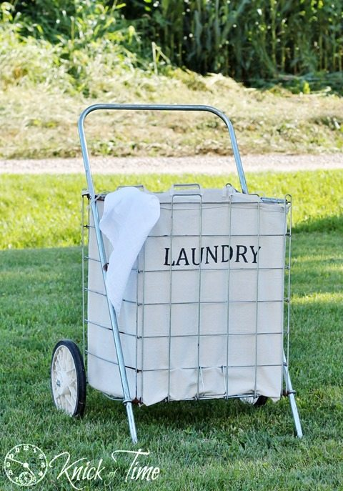 Industrial-Laundry-Cart-via-Knick-of-Time