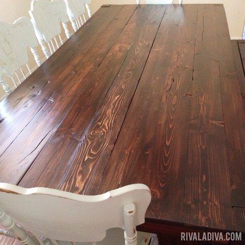 diy-farmhouse-dining-table