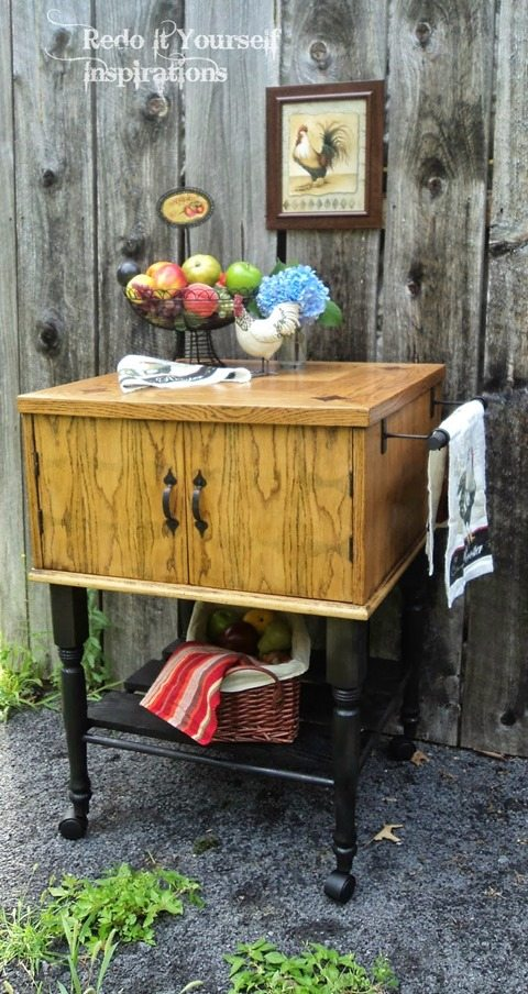 repurposed-coffee-table-kitchen-island