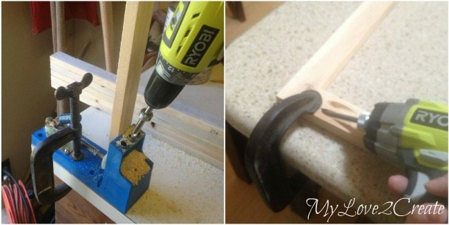 MyLove2Create-drilling-pocket-holes