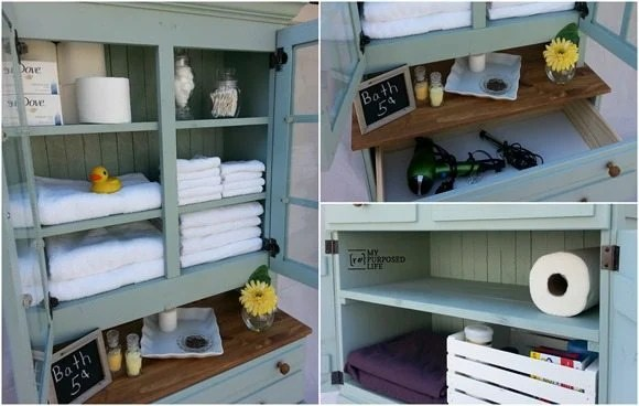 bathroom-storage-IKEA-hack