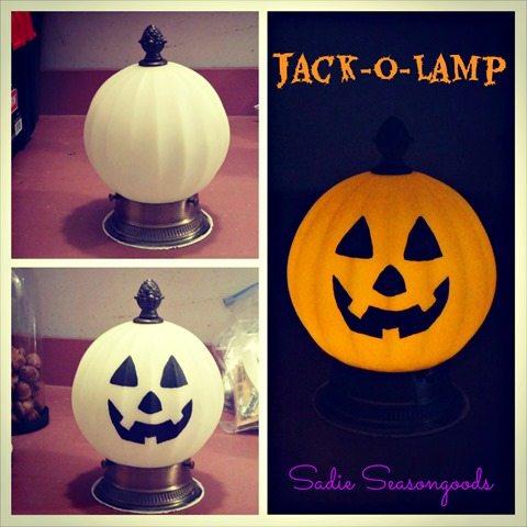 jack-o-lamp