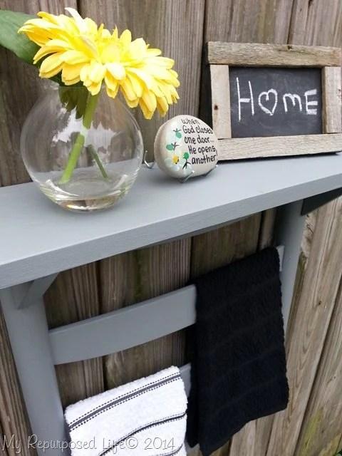 diy-rocking-chair-back-towel-shelf