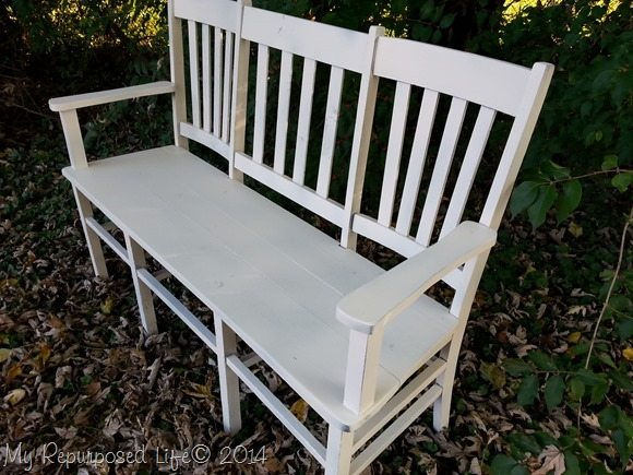 white-chair-bench