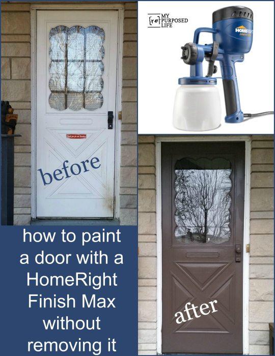 MyRepurposedLife-paint-storm-door-Finish-Max