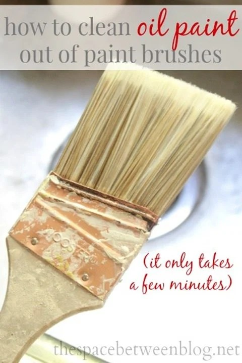 how-to-clean-oil-paint-from-paint-brushes