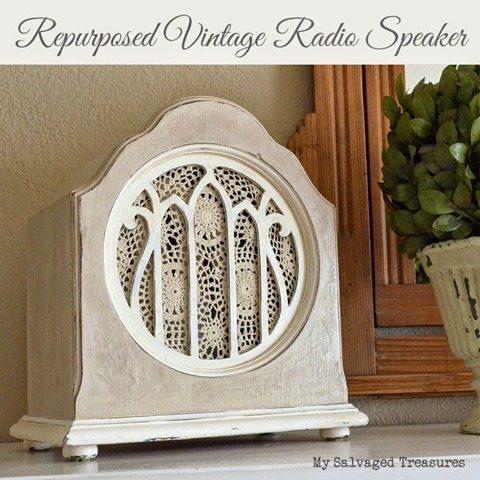 antique-radio-speaker-repurposed-nightlight