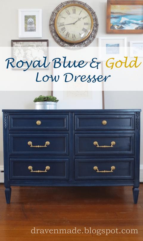 blue-gold-dresser-makeover