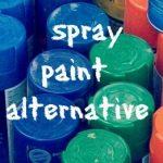 Spray Paint Alternative with HomeRight Sprayer