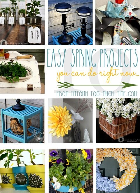 10-easy-spring-projects