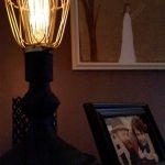 Edison Bulb Table Lamp