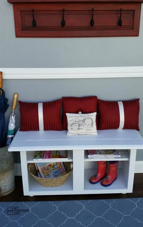 My-Repurposed-Life-White-entryway-bench
