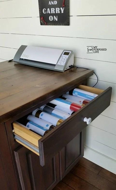 my-repurposed-life-diy-craft-table-storage