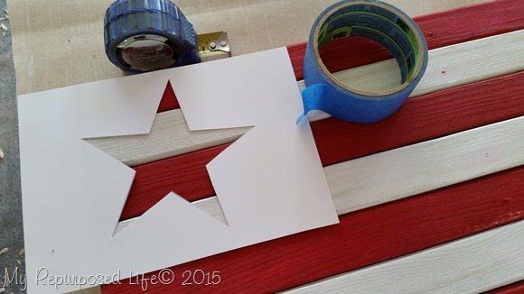 arrange-star-flag