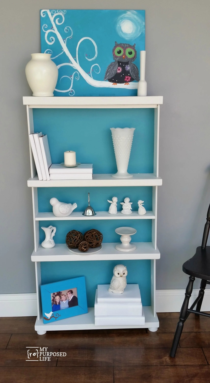 Repurposed Drawers Bookcase My Repurposed Life 174 Rescue Re Imagine Repeat
