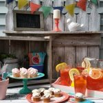 Outdoor Party Decorations by Krylon ColorMaster