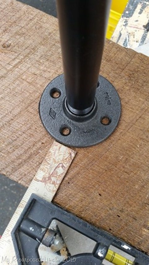 attaching-flanges