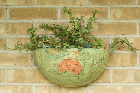 succulent-garden-vintage-globe