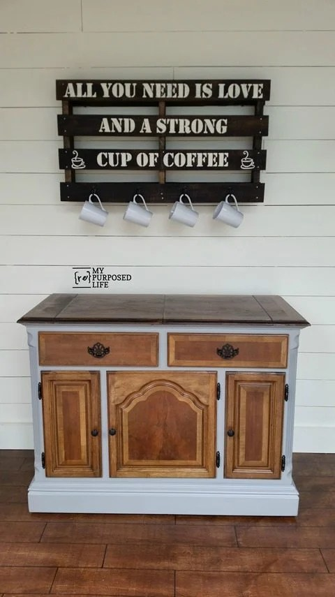 MyRepurposedLife-vintage-buffet-refurbished