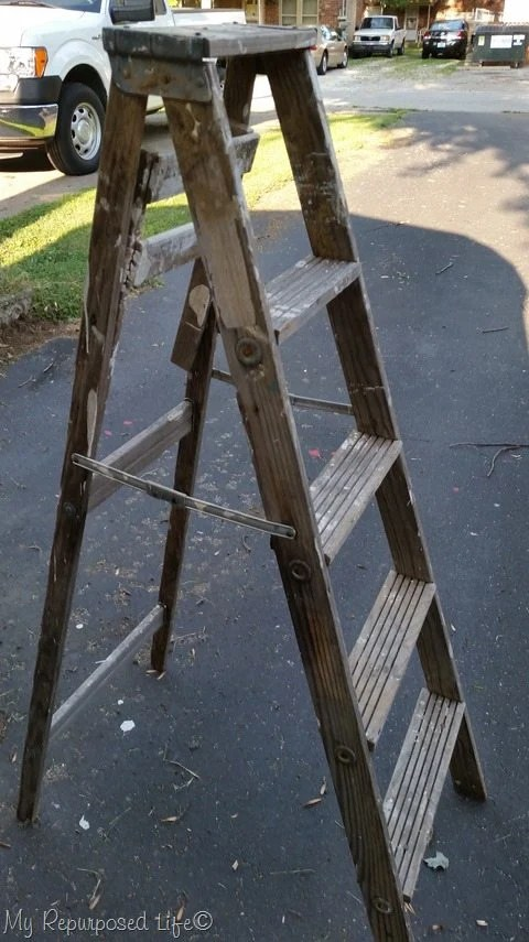 old-ladder