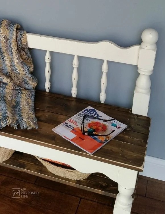 my-repurposed-life-twin-bench-headboard-storage-shelf