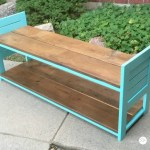 Kid Storage Bench