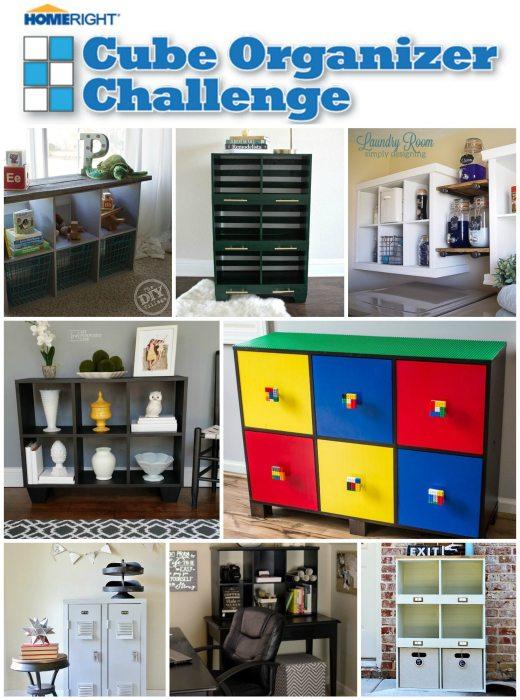 cube-organizer-challenge