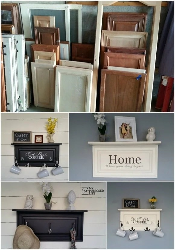 Easy Cabinet door projects