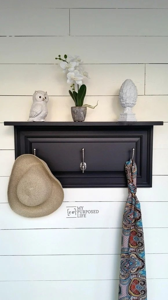 my-repurposed-life-small-black-coat-rack-shelf
